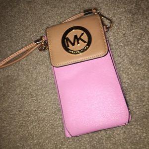 MK ( Michael kors) wallet case